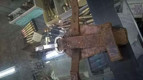 SA Dagger hanger