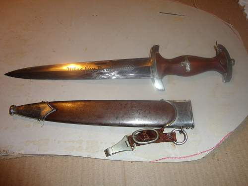A question about SA Daggers