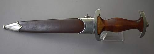 Ernst Pack Ground Rohm SA Dagger