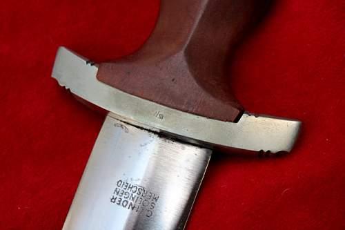 SA Dagger by C Linder