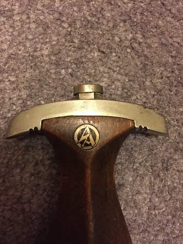 Early Eickhorn SA Dagger