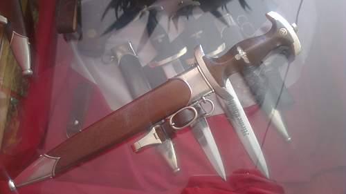 Sa Dagger by Aesculap