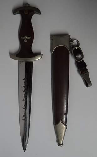 Please help - sa dagger - authentic?