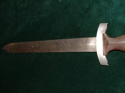 SA Type dagger