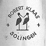 SA Dagger Robert Klaas RZM M7/1937