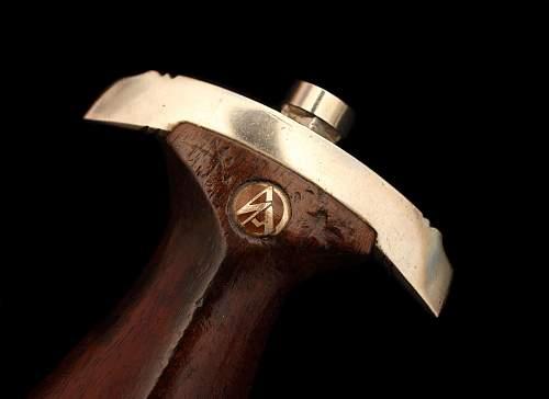My first SA Dagger