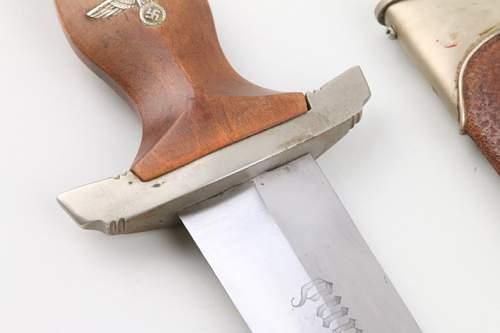 Sa dagger by Eickhorn full Rohm