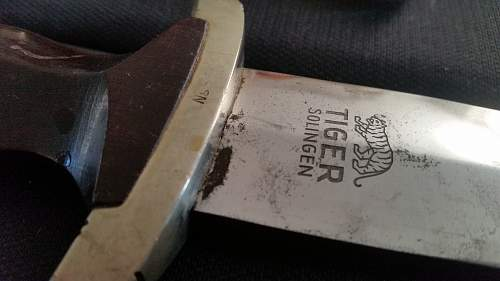 SA Gruppe marks  known to Dagger Producers and Manufacturers