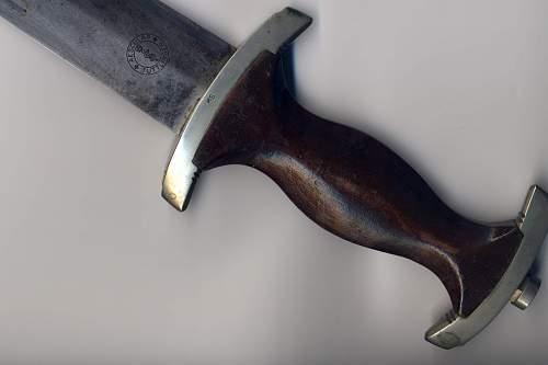 Another SA Standard German Dagger