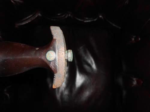untouched SA Dagger