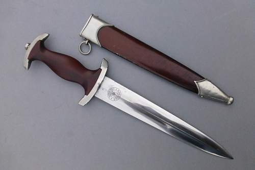Early SA dagger by H.Herder
