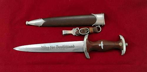 Third Reich German daggers