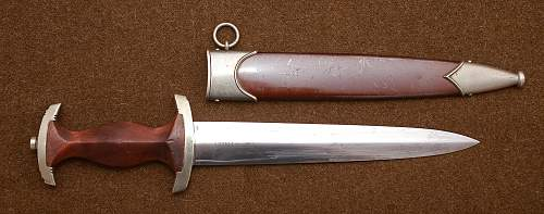 New SA Dagger