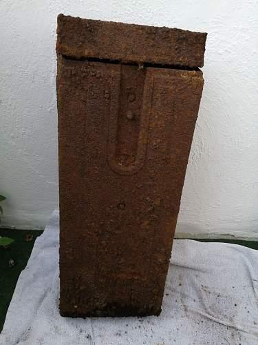 Ammo box ID