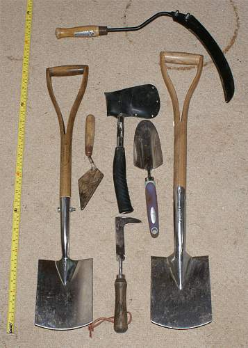 show your tool(s) of trade