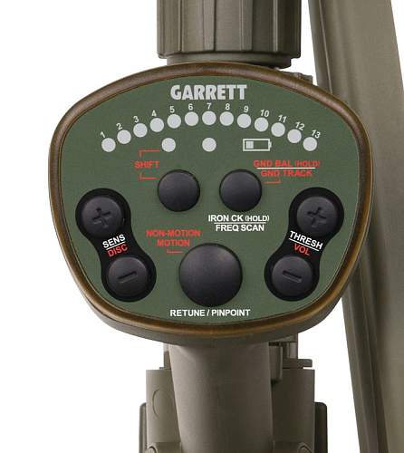 Garrett Atx Extreme Pulse Induction Metal Detector