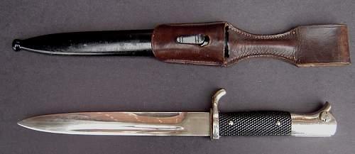 Dress Bayonet