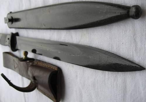 Original K98 Bayonet