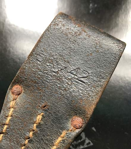Newbie id help on German Bayonets