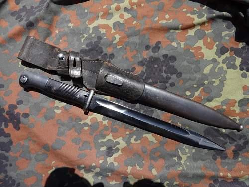 Coppel G.m.b.H 40 Bayonet