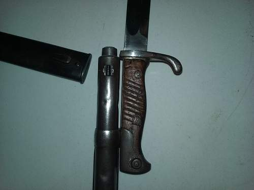 question to manufacturers cooperation 98/05 bayonet