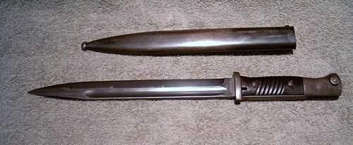 My Bayonets