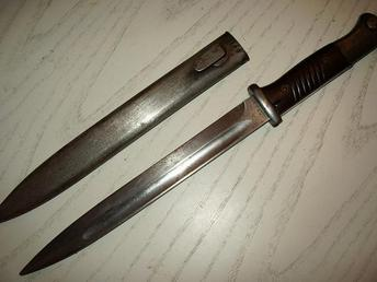Almost sure these are real K98 bayonets