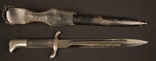 WW2 German Parade bayonets
