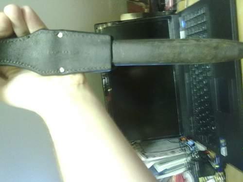 Mundlos K98K Bayonet
