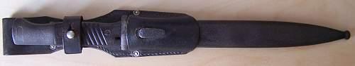 K98k Bayonet by Carl Eickhorn