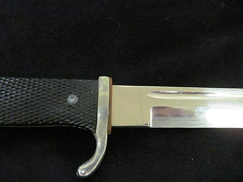 Is Dress Bayonet Authentic?