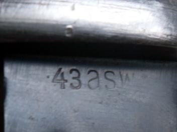 Stamping on 84/98 3rd pat