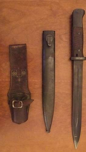 Click image for larger version.  Name:K98 bayonet with frog.jpg Views:747 Size:221.4 KB ID:425936
