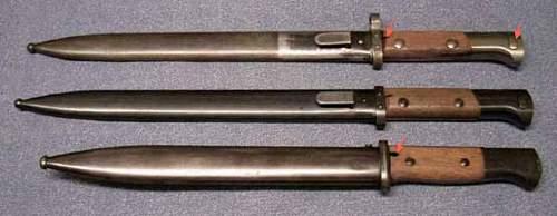 German Bayonet?