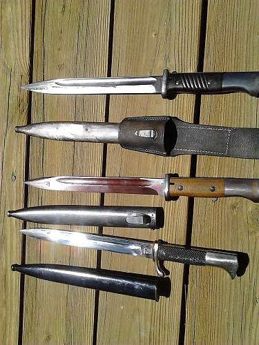New To Me Bayonets