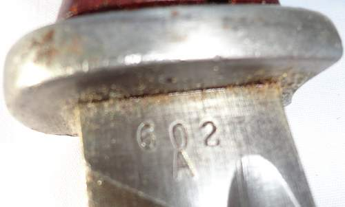 84/98 bym stamped maker double dated?