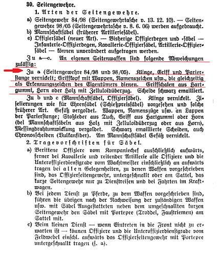 Click image for larger version.  Name:seitengewehre reichswehr 1925 1.jpg Views:125 Size:74.8 KB ID:586578