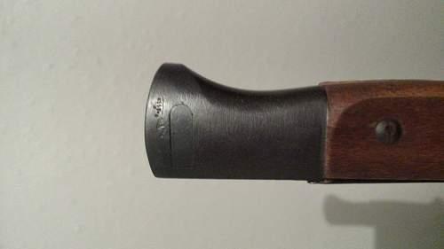 K98 bayonet any good?