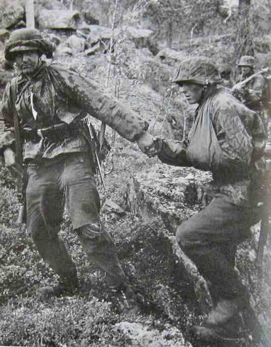 Image result for WW2 GERMAN SOLDIER frog bayonet