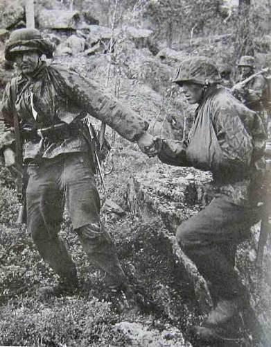 German converted Vz 24 czech bayonet