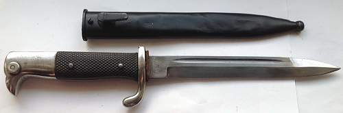 J A HENCKELS Dress Bayonet