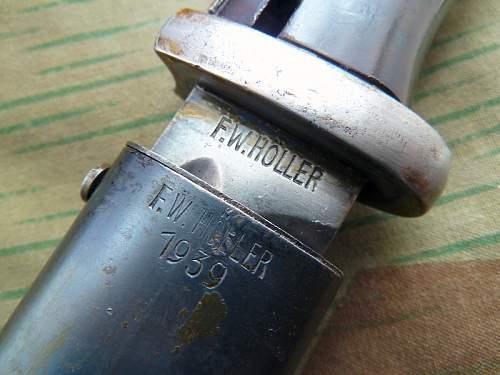 1939 F W Holler