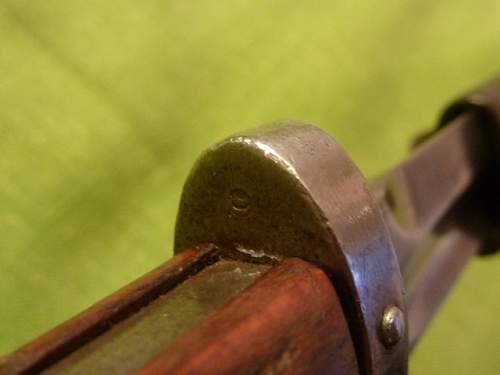 Lithuanian M 24 L Bayonet