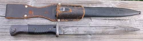 ASW 42 Bayonet