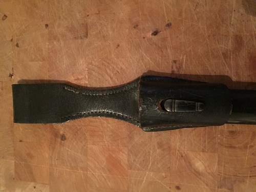 WW II German dress dagger