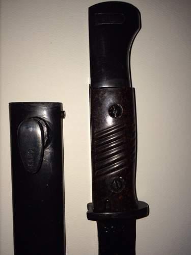 Bayonet - Repro ?
