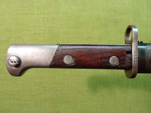 K.98 Bayonet...or is it?