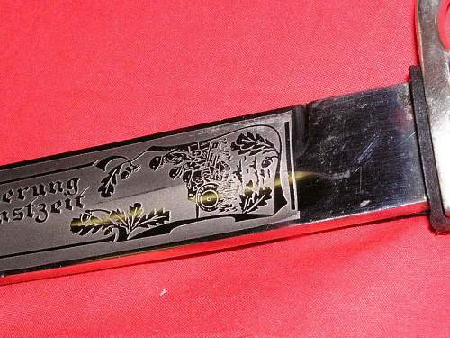 Etched bayo E.Pack ..opinions