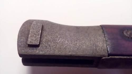 FNJ 44 Bayonet