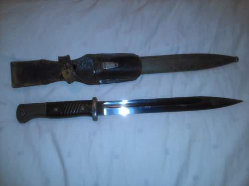 Bayonet K98